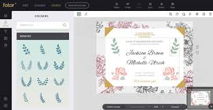 are there any websites which provide wedding cards updated