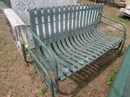 Porch Glider Swings Unrestored Metal 3seat Vintage Porch Gliders Vintage Metal