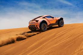 lexus v8 dune buggy zarooq sandracer is a supercar dune buggy gone mad evo