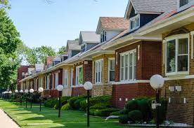 House Plans With Lots Of Windows Chicago Bungalow Buildings Of Chicago Chicago Architecture