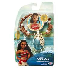 amazon com disney moana u0027s magical seashell necklace toys u0026 games
