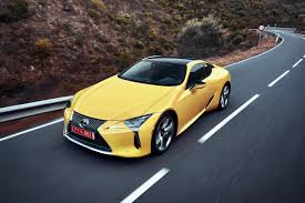lexus sports car v8 lexus lc500 u2013 same v8 engine more torque better sound photos