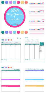 Daily Planners Templates 2014 Free Printable Daily Planner Blog Calendar Atta Girl Says
