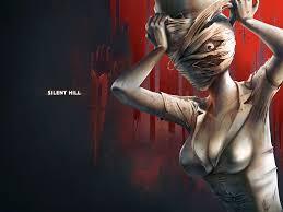 halloween horror nights silent hill silent hill nurse wallpaper wallpapersafari
