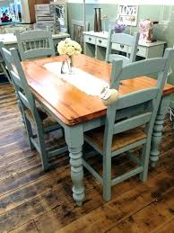kitchen table refinishing ideas painted dining table painted kitchen table ideas paint dining table