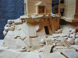Toothpick House These Mind Blowing Toothpick Sculptures Will Leave Your Jaw On The