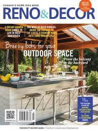 Home Design Magazines Canada Reno U0026 Decor Magazine Aug Sep 2016 By Homes Publishing Group Issuu