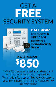 adt home security in alarm system deals for tx