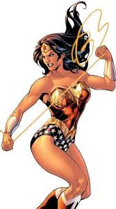 woman dc marvel updated