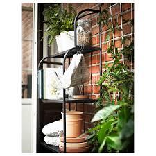 läckö shelving unit outdoor ikea