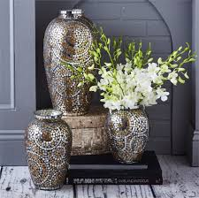 Large Mosaic Vase Vases Marvellous Large Floor Vases For Home Tall Floor Vases For
