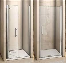 Bifold Shower Door Aica Frameless Pivot Bi Fold Shower Door Enclosure Glass Screen