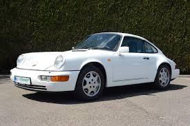 white porsche 911 porsche 964 carrera 4 u2022 911 youngtimer