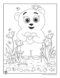 hidden picture activity pages for valentine u0027s day woo jr kids