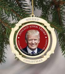 limited edition donald trump christmas ornament u2013 celebrating