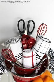 kitchen gift ideas kitchen gift basket perfect for a housewarming or wedding not bad