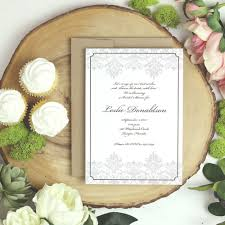 beautiful wedding invitations from basic invite u2014 palm beach south