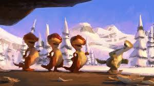 concept art characters ice age