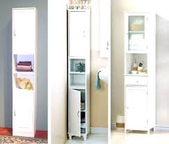 Narrow Bathroom Floor Cabinet Superb Narrow Bathroom Storage Cabinet Slim For Best Trends And