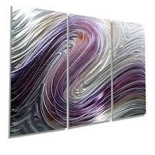 flowing dreams metal wall sculpture by artist jon allen 50