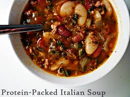 Italian Soup by Protein Packed Italian Soup A Full Measure Of Happiness
