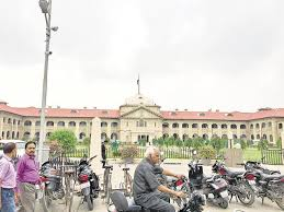 Allahabad High Court Lucknow Bench Judges Allahabad High Court Mirror Of Poll Bound Up U0027s Political And