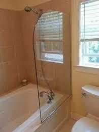 Shower Door Water Guard Skip The Shower Door If Your Bathroom Is About 5 Wide