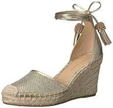 ivanka trump amazon amazon com ivanka trump women s wadia4 espadrille wedge sandal