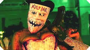 The Purge Mask Halloween Club by The Purge 3 U0027election Year U0027 Trailer 2 Thriller Horror 2016