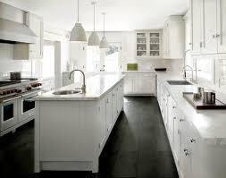 White Kitchen Black Countertop - black and white marble kitchen floor thesouvlakihouse com