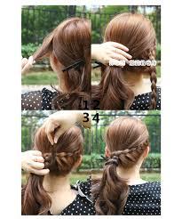 tutorial mengikat rambut kepang vinka ariani februari 2015