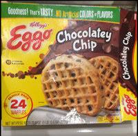 Eggo Toaster Waffles Kellogg U0027s Eggo Chocolatey Chip Waffles Reviews