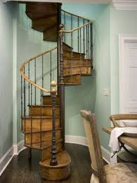 Narrow Stairs Design Andy And Dylan Salvaged A Spiral Staircase Today Here Is Some