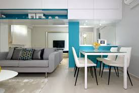 small living dining room ideas tv and small dining room decoration in modern living room