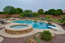 yard ideas nice yard to play in diving pool spa with fountains