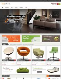 theme furniture best free and premium responsive opencart themes