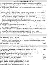 Human Resource Resume Sample by Hr Specialist Resume Sample U0026 Template