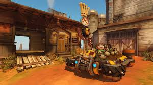 Mad Max Map Junkertown Is The Latest U0027overwatch U0027 Map And It U0027s Straight Out Of