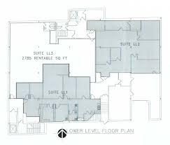 building floor plan mayfair medical center