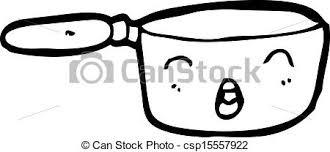 dessin casserole cuisine dessin animé casserole cuisine illustration vectorielle