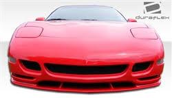 c5 corvette front spoiler 1997 2004 c5 corvette duraflex ts concept front bumper at