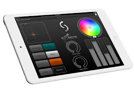 dmx light control software for ipad nicolaudie group usb dmx 512 controller stage lighting control