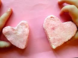 valentine u0027s day bath crafts for kids the pink tumbleweed