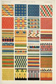 egipcio cosas a practicar owen jones and ornament