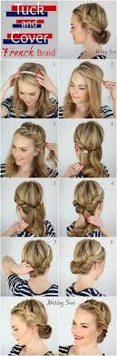 Hochsteckfrisurenen Zum Selber Machen Schulterlange Haare by 100 Hochsteckfrisuren Schulterlange Haare Anleitung