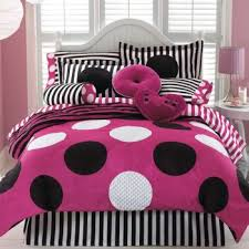 Pink Bedding Sets Black And Pink Bedding Sets For Littlemissmatched Fabulous