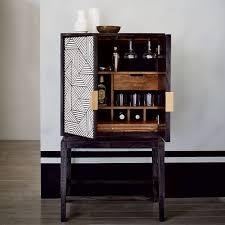 west elm bar cabinet bone inlaid bar cabinet west elm