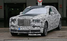 roll royce malaysia spied 2017 rolls royce phantom including interior