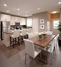 kitchen and breakfast room design ideas best 25 kitchen living