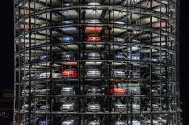 volkswagen germany headquarters volkswagen u0027s autostadt car towers best car buildings ever